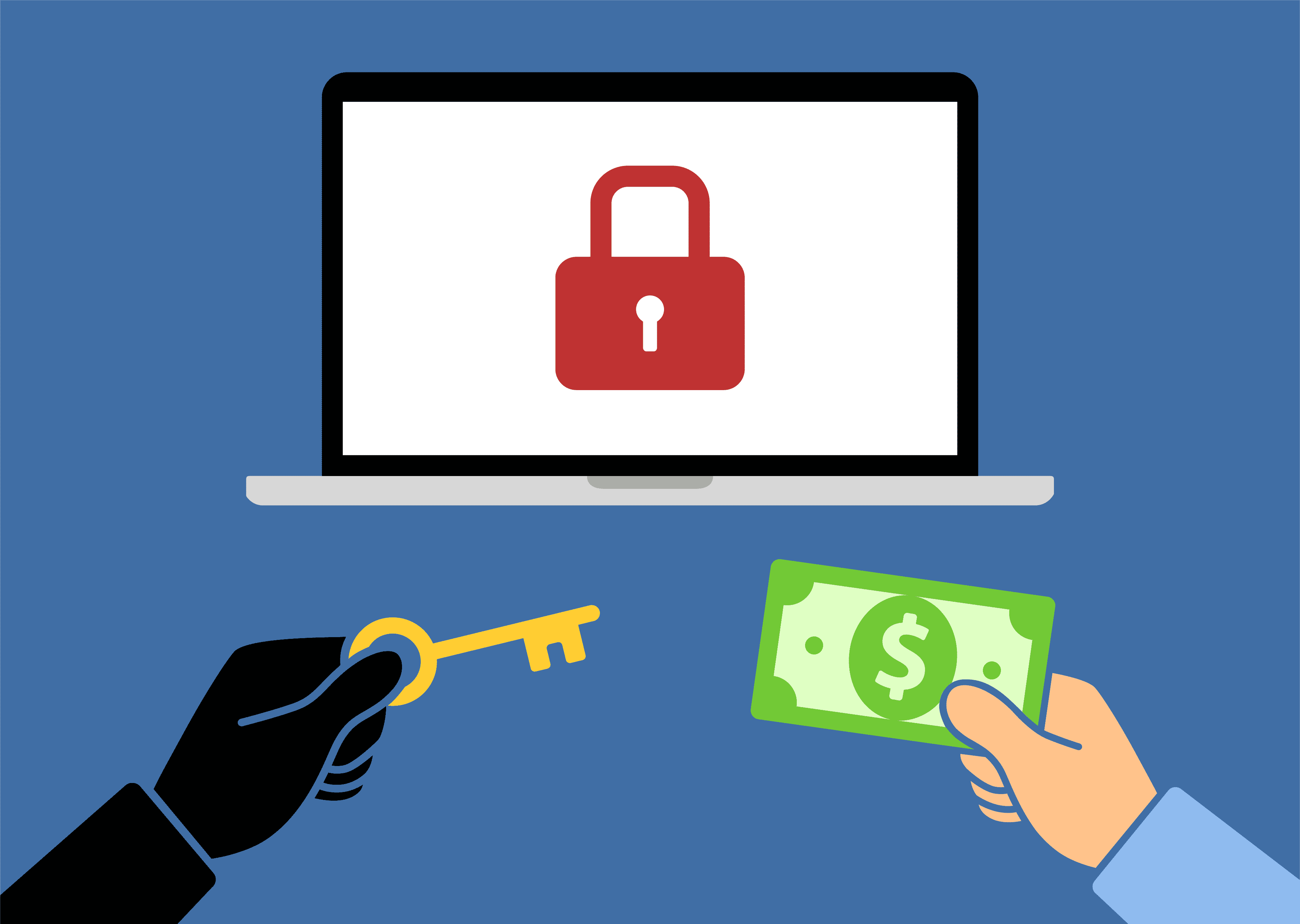 Ransomware Protection Inteck IT
